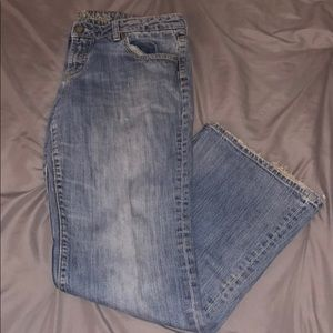 american eagle jeans !